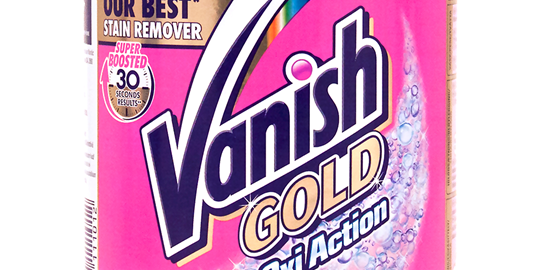 Vanish Gold Oxi Action Jauhe